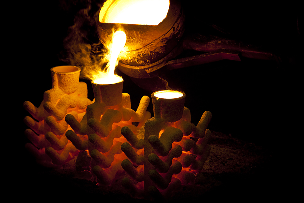 Magma Ceramics investment casting